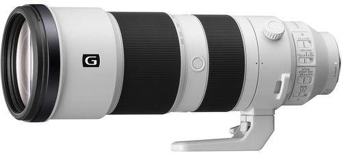 Sony FE 200-600 mm F5.6-6.3 G OSS - obiektyw zmiennoogniskowy, SEL200600G Sony SEL200600G