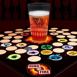 Tobar Ring of Fire Color 29847