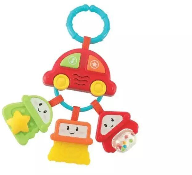 Auto z kluczykami