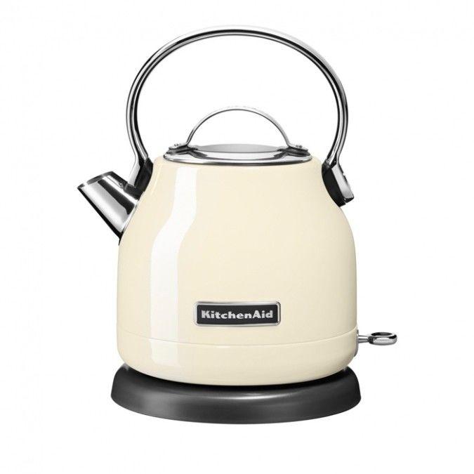 KitchenAid - Czajnik Stella 1,25L Kremowy
