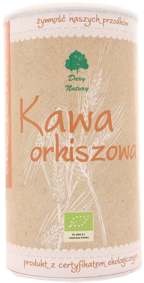 Kawa orkiszowa BIO - Dary Natury - 200g