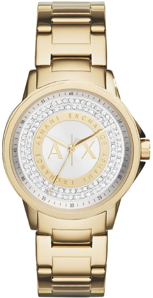 Zegarek Armani Exchange AX4321 Lady Banks - CENA DO NEGOCJACJI - DOSTAWA DHL GRATIS, KUPUJ BEZ RYZYKA - 100 dni na zwrot, możliwość wygrawerowania dowolnego tekstu.