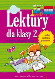 Lektury dla klasy 2 - Ebook.