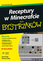 Receptury w Minecrafcie dla bystrzaków - Ebook.