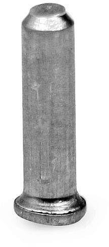 Końcówki linki 1,2 mm hamulca / przerzutki