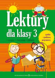 Lektury dla klasy 3 - Ebook.