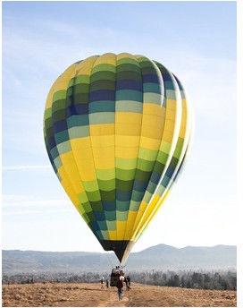 Lot balonem  Jura Krakowsko-Częstochowska