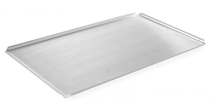 Blacha aluminiowa perforowana GN1/1