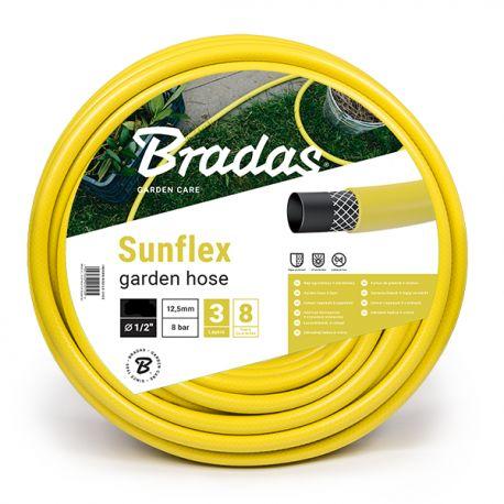 """Wąż ogrodowy Sunflex 3 warstwowy 5/8"""" 30m WMS5/830 Bradas 1797"""
