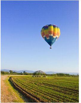Lot balonem  Opole