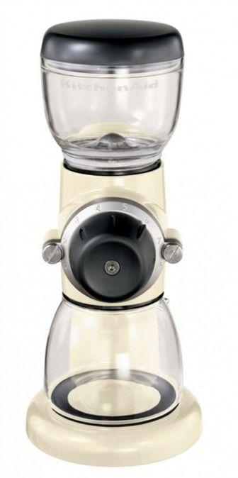 KitchenAid - Młynek do kawy Artisan Kremowy