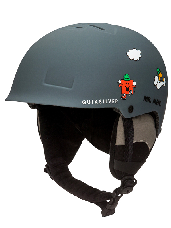 Quiksilver EMPIRE MM MR MEN CONVERSATIONAL kask snowboardowy