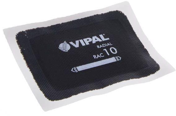 Łatka wkład Radialny Vipal 75x55mm RAC10 1szt - 75 x 55 mm