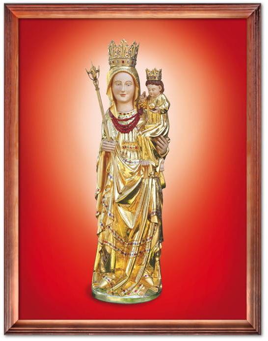Obraz Matka Boża Ludźmierska