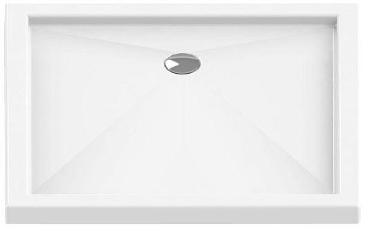 Brodzik prostokątny 120x80 Cantare New Trendy (B-0142)