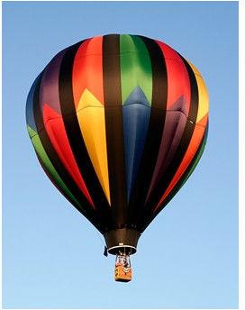 Lot balonem  Bielsko-Biała