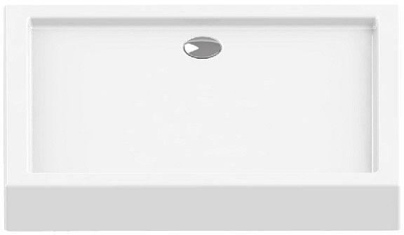 Brodzik prostokątny 100x80 Columbus New Trendy (B-0104)