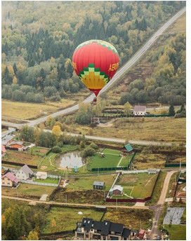 Lot balonem  Kędzierzyn-Koźle