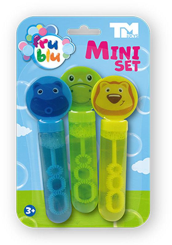 Fru Blu - Mini Bańki Zabawne zwierzaki DKF8237