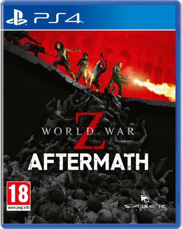 World War Z Aftermath PS 4