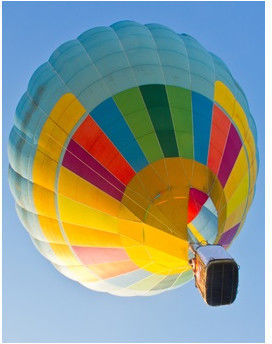 Lot balonem  Katowice
