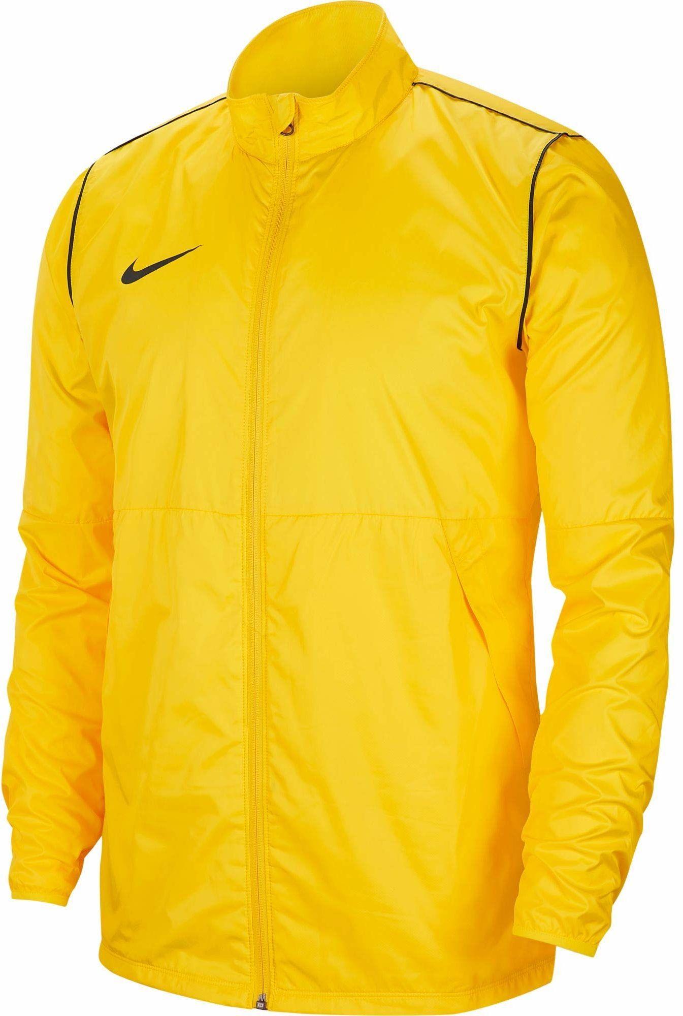 Nike Męska kurtka przeciwdeszczowa Park20 Tour Żółty/Czarny (Czarny) XL