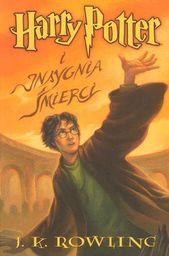 Harry Potter i Insygnia Śmierci ZAKŁADKA DO KSIĄŻEK GRATIS DO KAŻDEGO ZAMÓWIENIA
