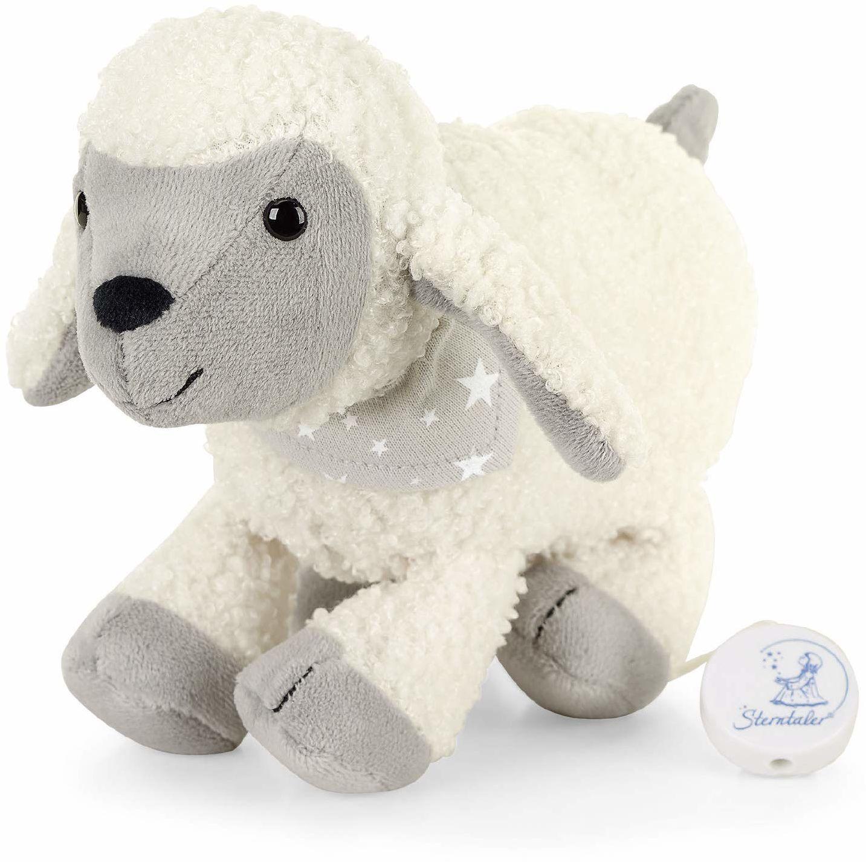 Sterntaler 6011968 owieczka muzyczna, wielokolorowa
