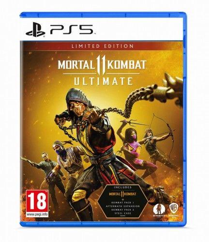 Mortal Kombat 11 Ultimate PS 5