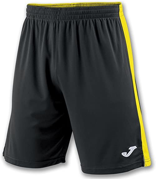 Joma Męskie spodnie Tokio II, zestaw wielokolorowa wielokolorowy (czarny/żółty) l