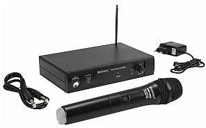 OMNITRONIC VHF-101 Mikrofon bezprzewodowy 205.75MHz