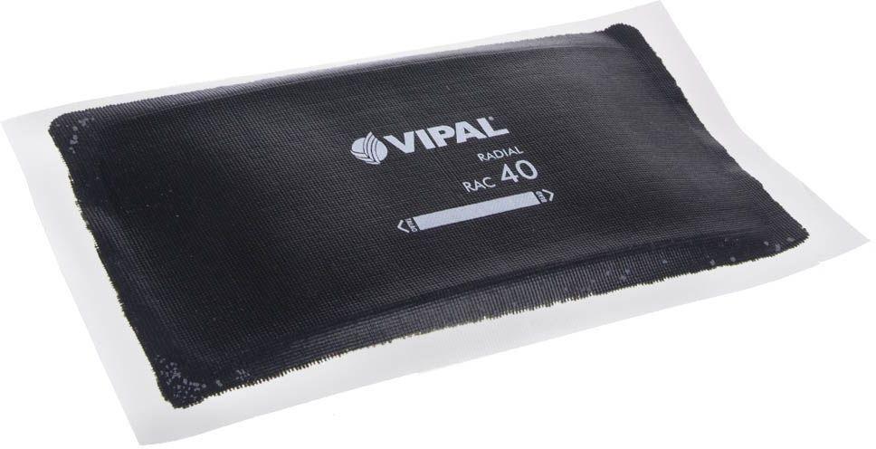 Łatka wkład Radialny Vipal 200x100mm RAC40 1szt - 200 x 100 mm