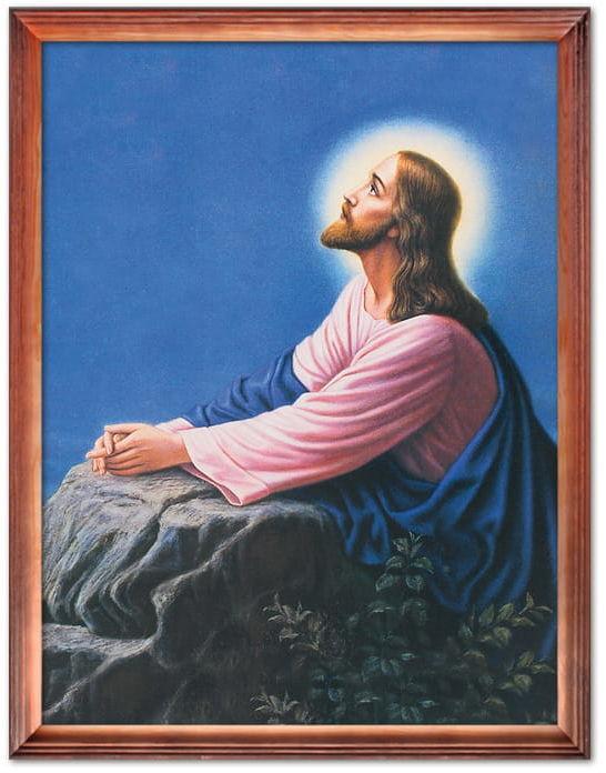 Obraz Modlitwa w Ogrójcu