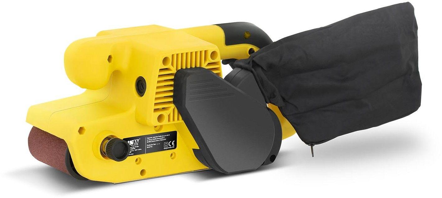 Szlifierka taśmowa - 900 W - 380 m/min - MSW - MSW-EBS900 - 3 lata gwarancji/wysyłka w 24h