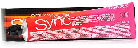 Matrix ColorSync Watercolors Krem do koloryzacji ton w ton, bez amoniaku 90 ml
