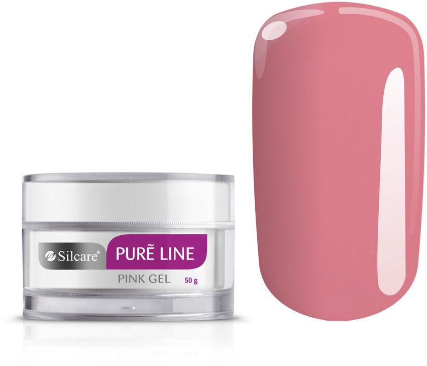Pure Line Żel UV PINK 50 g