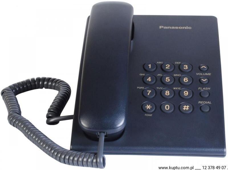 KX-TS500PDB, telefon przewodowy