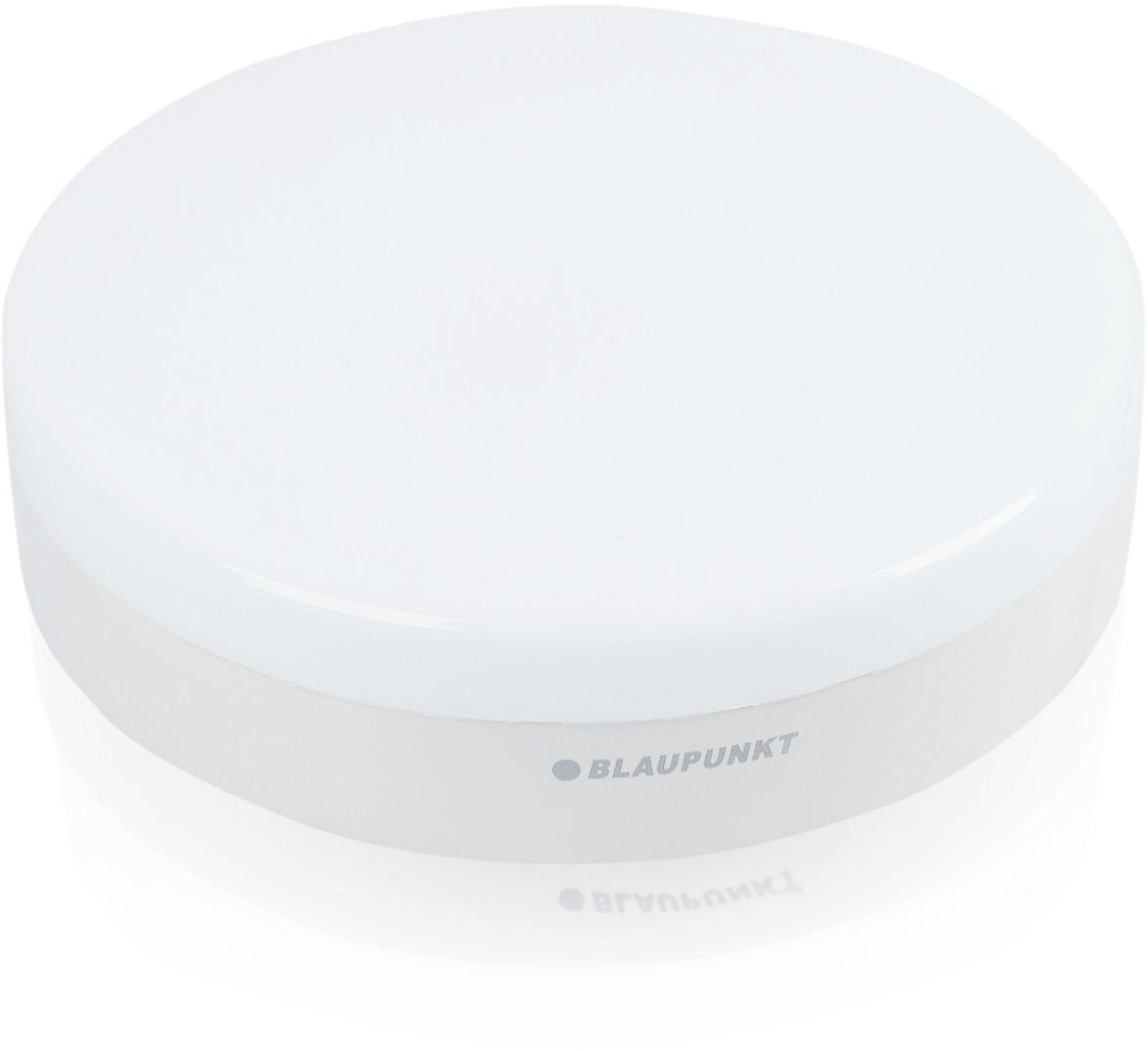 Plafon LED PL18NW-M 18W 4000K IP54 z mikrofalowym czujnikiem ruchu barwa naturalna BLAUPUNKT