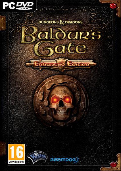 Baldur''s Gate Enhanced Edition (PC) PL klucz Steam