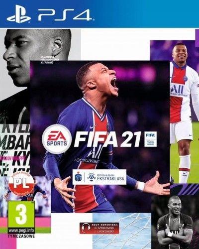 Fifa 21 PS4 Używana