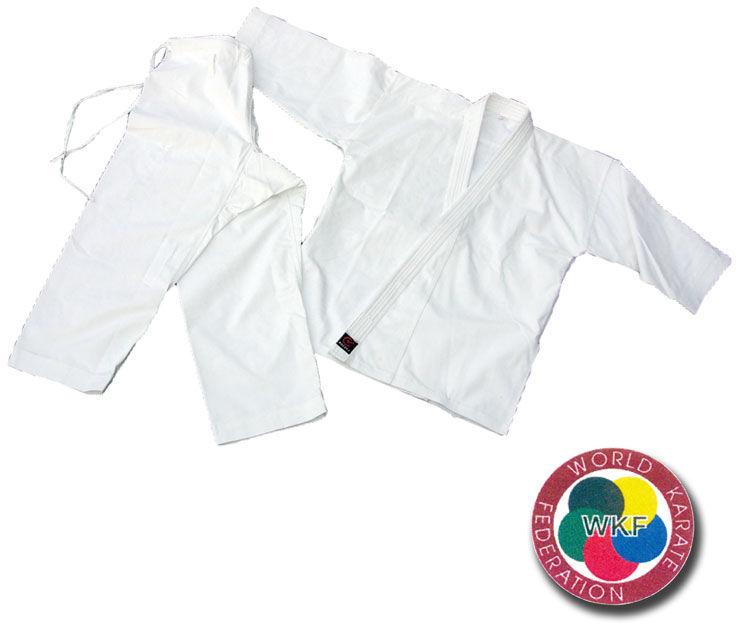 Karategi białe 10oz - Kimono do karate