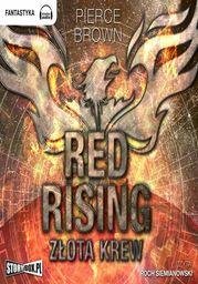 Red Rising. Tom 1. Złota krew - Audiobook.