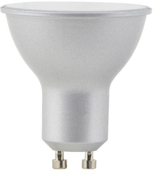 Żarówka LED Diall GU10 5 W 350 lm mleczna barwa ciepła RGBW