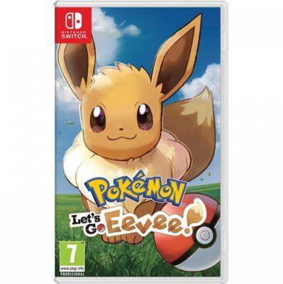 Gra Nintendo Switch Pokémon Let''s Go Eevee!