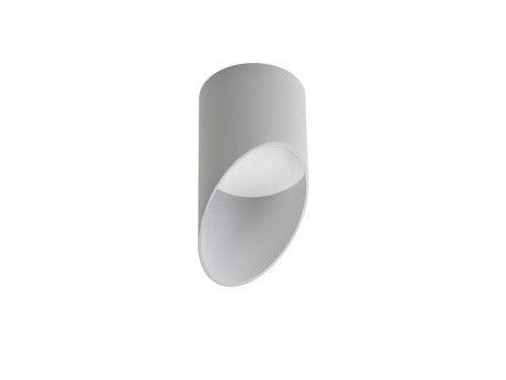 Plafon Momo 8 AZ2278 AZzardo nowoczesna oprawa w kolorze białym