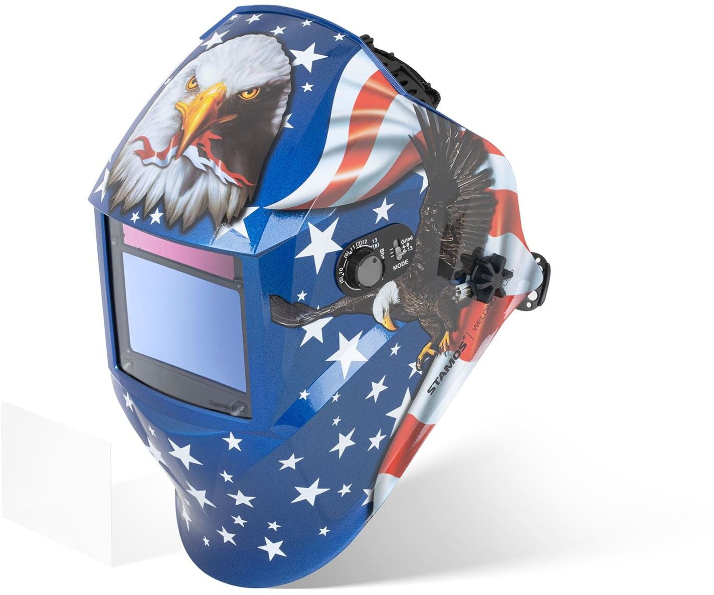 Maska spawalnicza - Liberty - Professional - Royal Catering - Liberty Advanced Series - 3 lata gwarancji/wysyłka w 24h