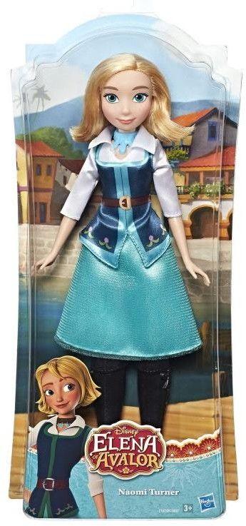 Hasbro Disney Elena - Lalka Naomi z Avaloru C1810