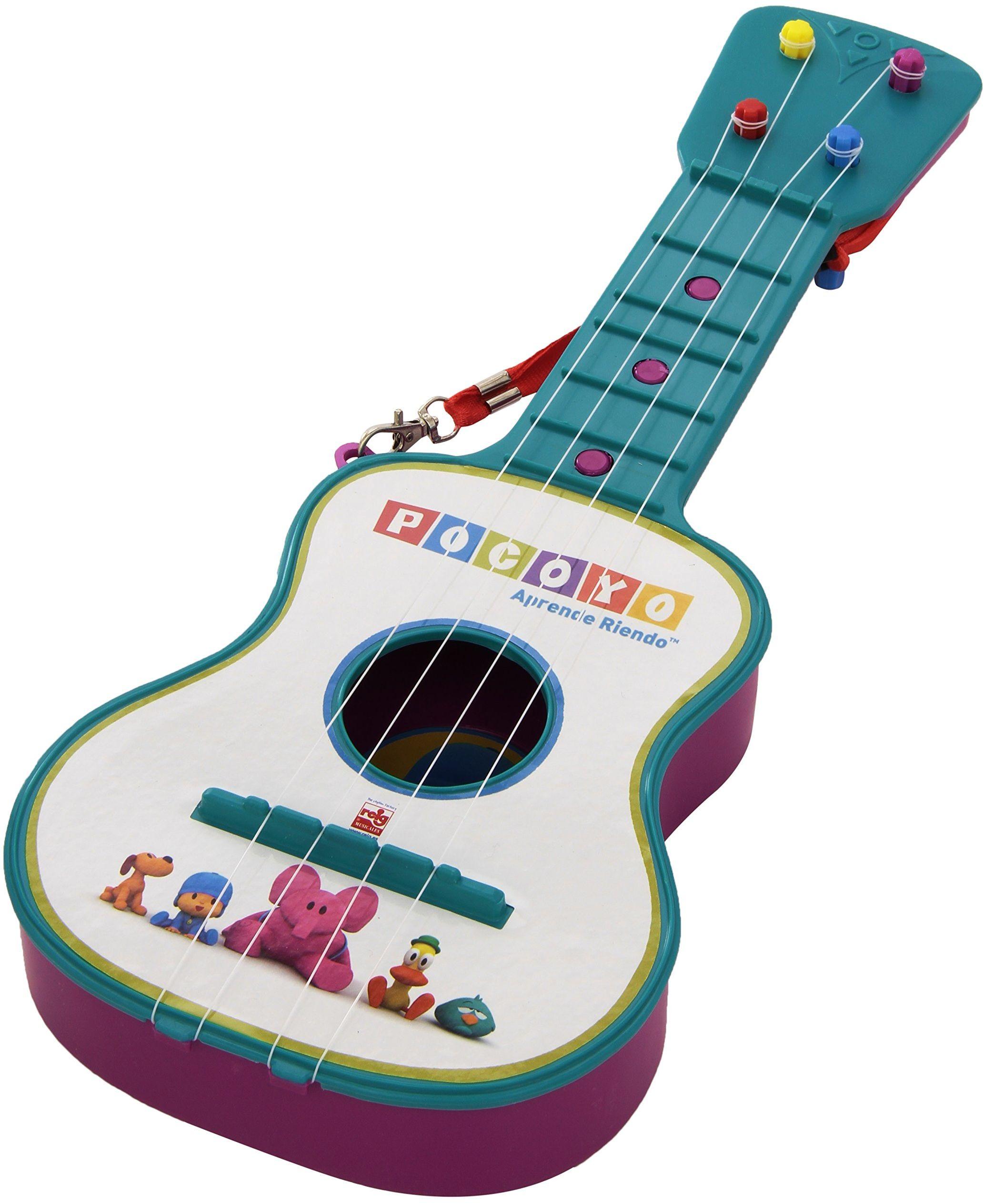 Reig Pocoyo gitara 4-strunowa (sortowana)