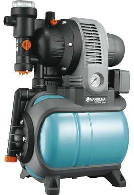 Hydrofor do wody GARDENA Classic 3000/4 ECO 1753-20 elektryczny Dogodne raty! DARMOWY TRANSPORT!