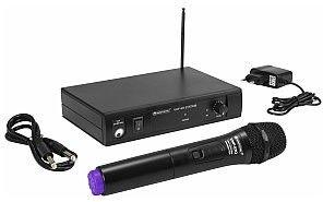 OMNITRONIC VHF-101 Mikrofon bezprzewodowy 200.10MHz